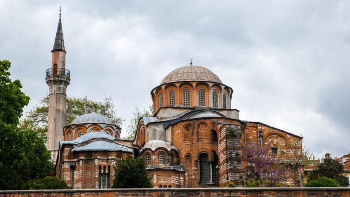 Turkey Converts Historic Church Building into Mosque