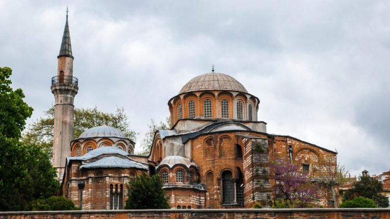 Turkey Converts Historic Church Building into Mosque