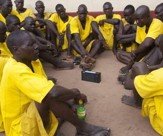 Ugandan Prisoners Joyfully Embracing Audio Bibles