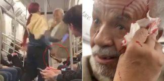Woman Breaks 79-Year-Old Man's Head With High Heel Shoe For Preaching Inside Train