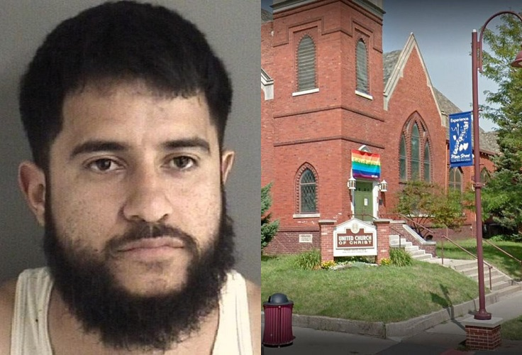 Adolfo Martinez was Sentenced To 16 Years in Prison for Burning LGBT/Gay Flag In Church