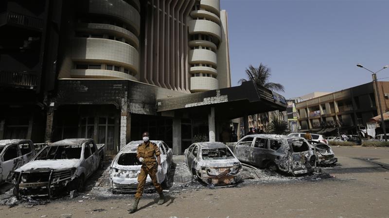 Burkina Faso Terrorist Attack