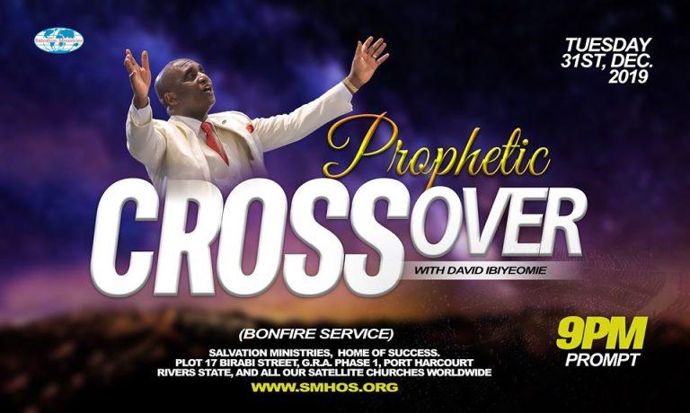 Salvation Ministries Crossover Night (31st Dec. 2019)– Live Stream