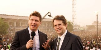 A Note From Daniel Kolenda on Evangelist Reinhard Bonnke's Death