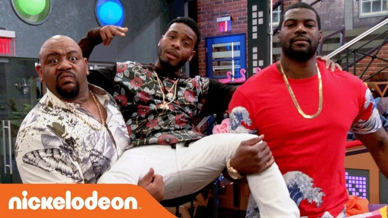 "Nickelodeon Game Shakers Star ""Double G"" Now A Pastor"