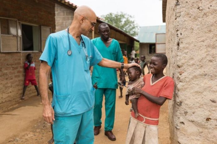 Dr. Tom Catena - Christian Missionary To Africa
