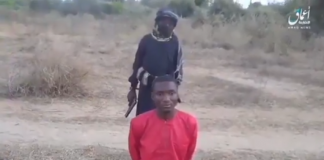 Ropvil Daciya Dalep Executed by Boko Haram Child Militant