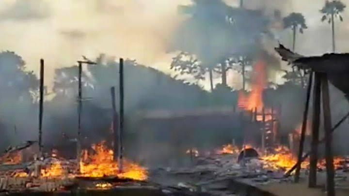 Islamist Extrimists Burn Down Three Church Buildings In Sudan
