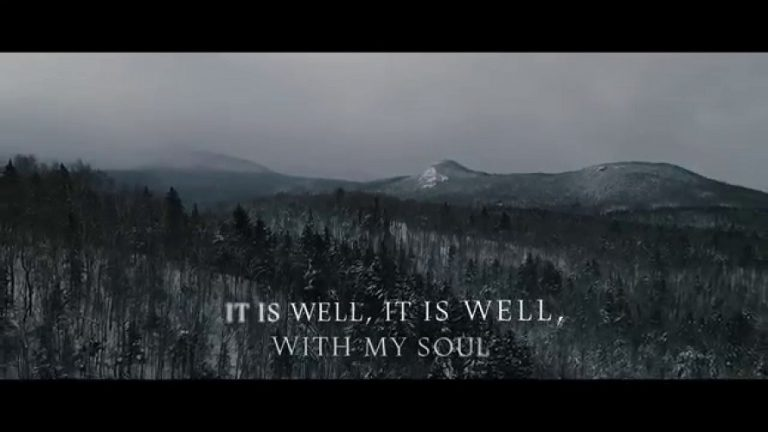 It Is Well With My Soul Hymn Lyrics
