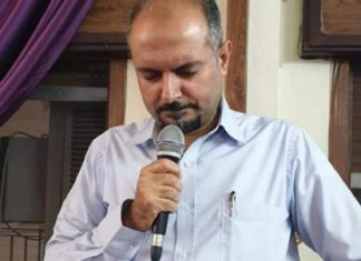 Pray with Pastor George in Syria