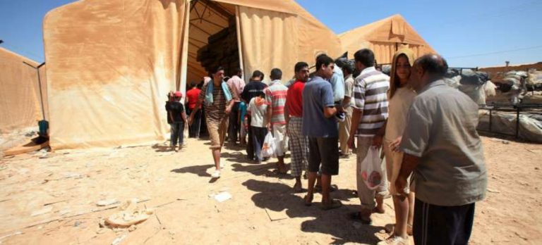 UN Officials Block Syrian Christians From Refugee Camps
