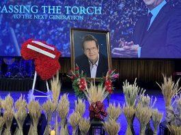 Reinhard Bonnke Funeral