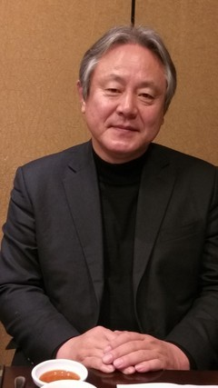 Reverend Lee Hong-jung, secretary-general of the National Council of Churches in Korea