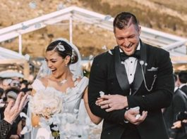 Tim Tebow Marries Former Miss Universe