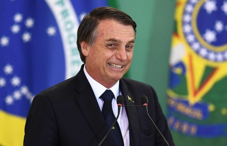 Brazil's President Publicly Declares His Faith in Jesus Christ, Says 'Brazil Belongs to God'