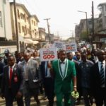 Pastor Adeboye Leads National Protest Against Insecurity In Nigeria