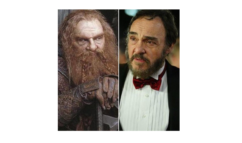 The Lord of the Rings Star John Rhys-Davies