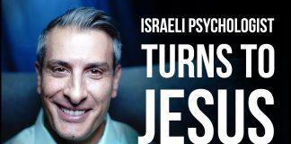 Dr. Erez Soref – Jewish Israeli Psychologist Found Jesus