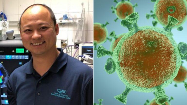 Coronavirus: Infected Doctor Says His Faith Carries Him Through