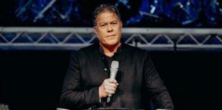 Pastor Brian Tamaki