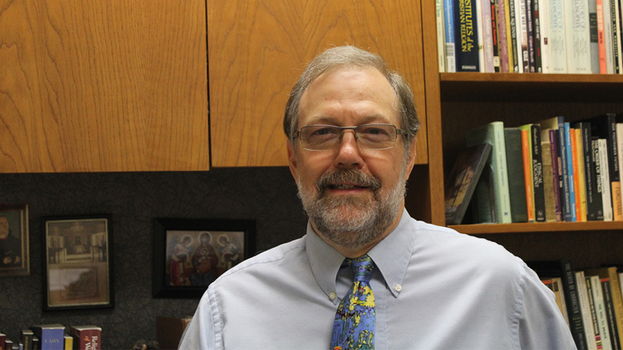 Professor Nicholas Meriwether Punished For His Christian Faith