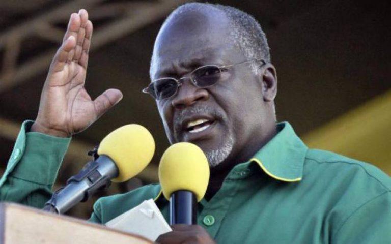 COVID-19: Tanzanian President Refuses To Shut Down Churches, Said Coronavirus Cannot Survive God's Presence