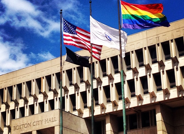 Court Allows Boston To Ban Flying Of Christian Flag Outside City Hall Despite Flying LGBT, Other Religious, Cultural Flags