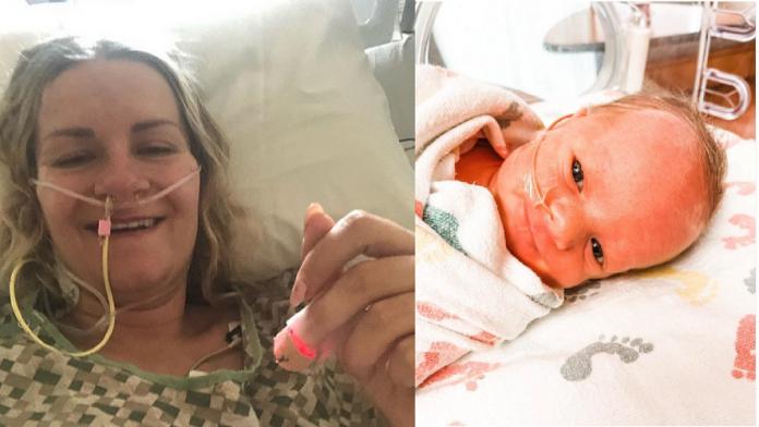 Coronavirus Patient Angela Primachenko Gives Birth In Coma