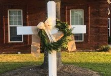Thousands Place Crosses in Yards to Celebrate Hope amidst COVID-19
