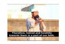 Sudanese Imam claims Hatred, Hostility Towards The Jews Is Part Of Our Islamic Faith