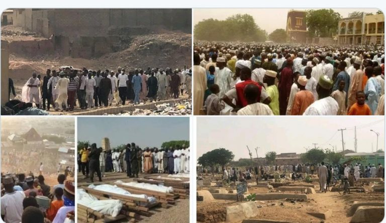 Pray For Kano As Over 600 People Die In 7 Days