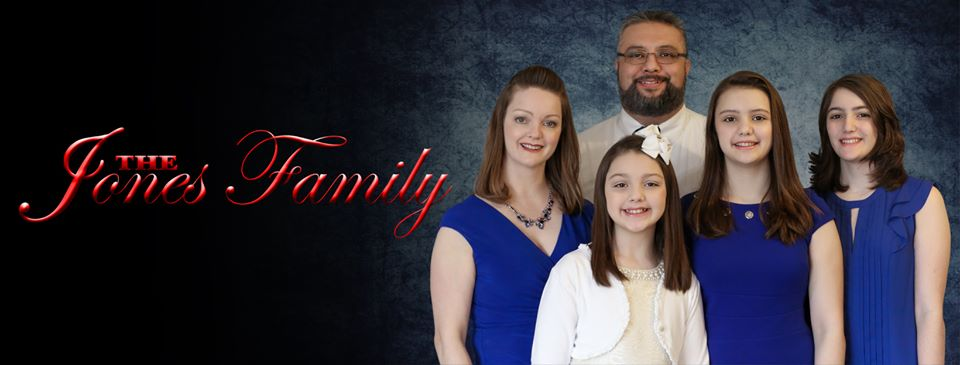 Missionary Danny Jones Family
