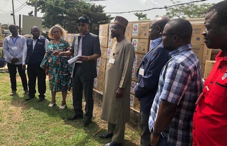 Coronavirus: RCCG Donate Hospital Equipment To Lagos State