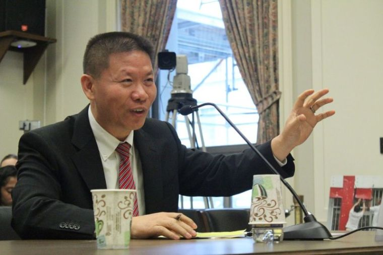 Are You So Intimidated By The Culture?, Chinese Pastor Blast American Christians