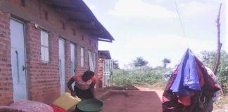 Sylvia Shamimu Nabafa of eastern Uganda was beaten for her faith while five months pregnant.