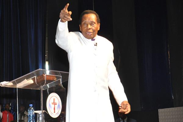 Archbishop Ezekiel Handinawangu Guti