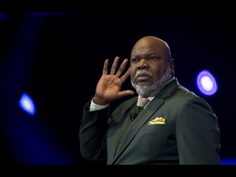 Bishop TD Jakes Says Using Faith To Flout Social Distancing Precautions Is 'Foolishness,' 'Dumb'