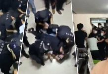 Chinese Police Violently Raid House Church in China's Xiamen city in Fujian province