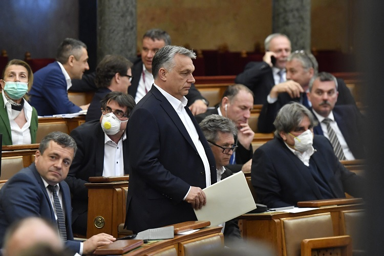 Hungarian Parliament To Vote On Bill To Define Gender As 'Sex At Birth,' Ban Sex Change