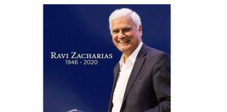 World-Renowned Christian Apologist Ravi Zacharias Dies At 74