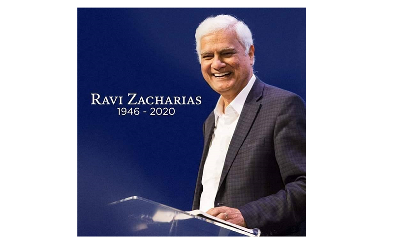 World-Renowned Christian Apologist Ravi Zacharias Dies At 74