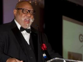 Pastor Manson B. Johnson II died Sunday morning due to complications from the coronavirus
