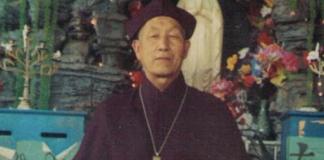 Missing Chinese Bishop James Su Zhimin