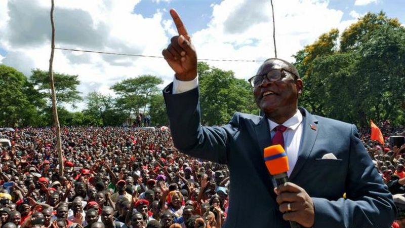 Former Assemblies of God President, Pastor Lazarus Chakwera, becomes Malawi President