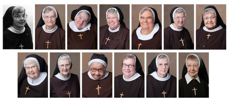 The 13 Felician sisters who died after battling COVID-19
