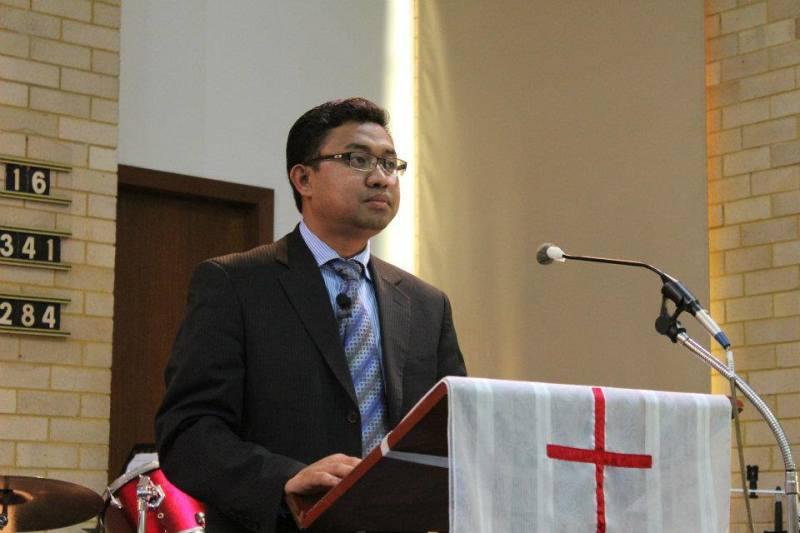 Canadian Pastor David Lah , Jailed In Myanmar