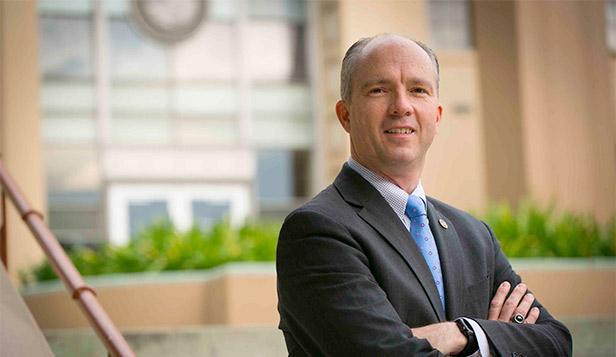 San Luis Obispo County District Attorney Dan Dow