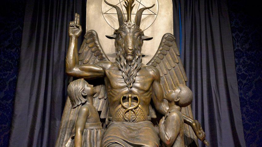 Satanic Temple Declares Abortion 'Religious Ritual'