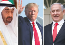 President Trump announces 'Historic Peace Agreement' between Israel and UAE