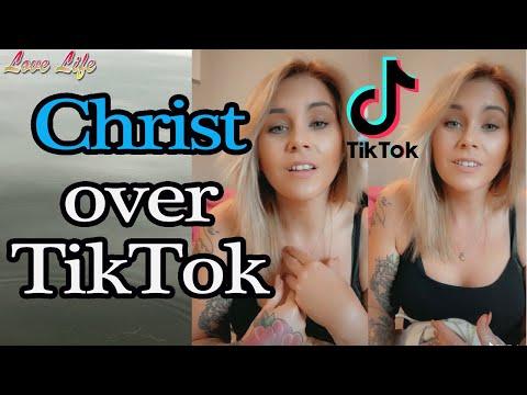 Atheist TikTok user received Christ